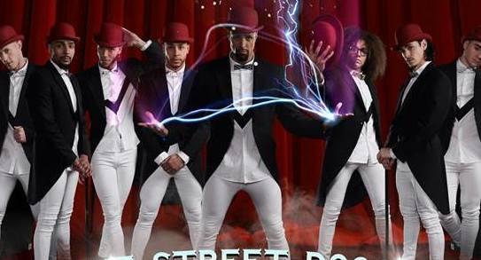 Diversity's IGNITE – The Street Dance Circus Spectacular - Circus Events - CircusTalk