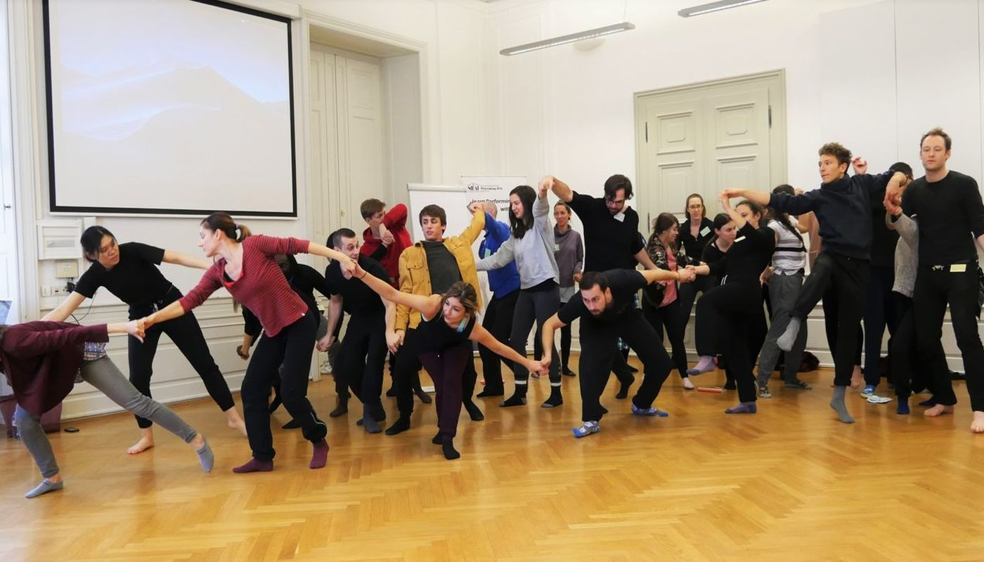 PHYSICAL THEATRE LAB & PERFORMING ARTS CONFERENCE LIVE EVENT - Circus Events - CircusTalk