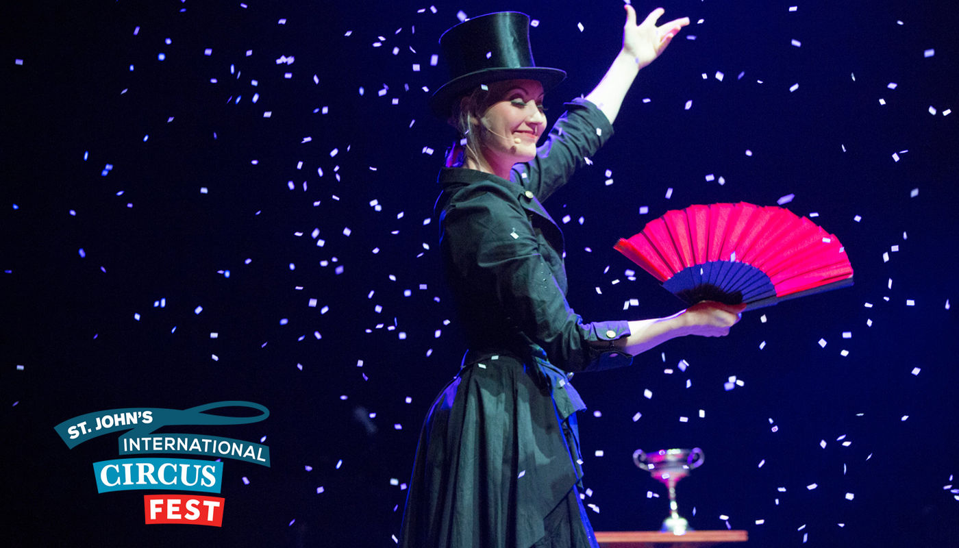 Presentation: History of Female Performers in Circus and Q&A - Circus Events - CircusTalk