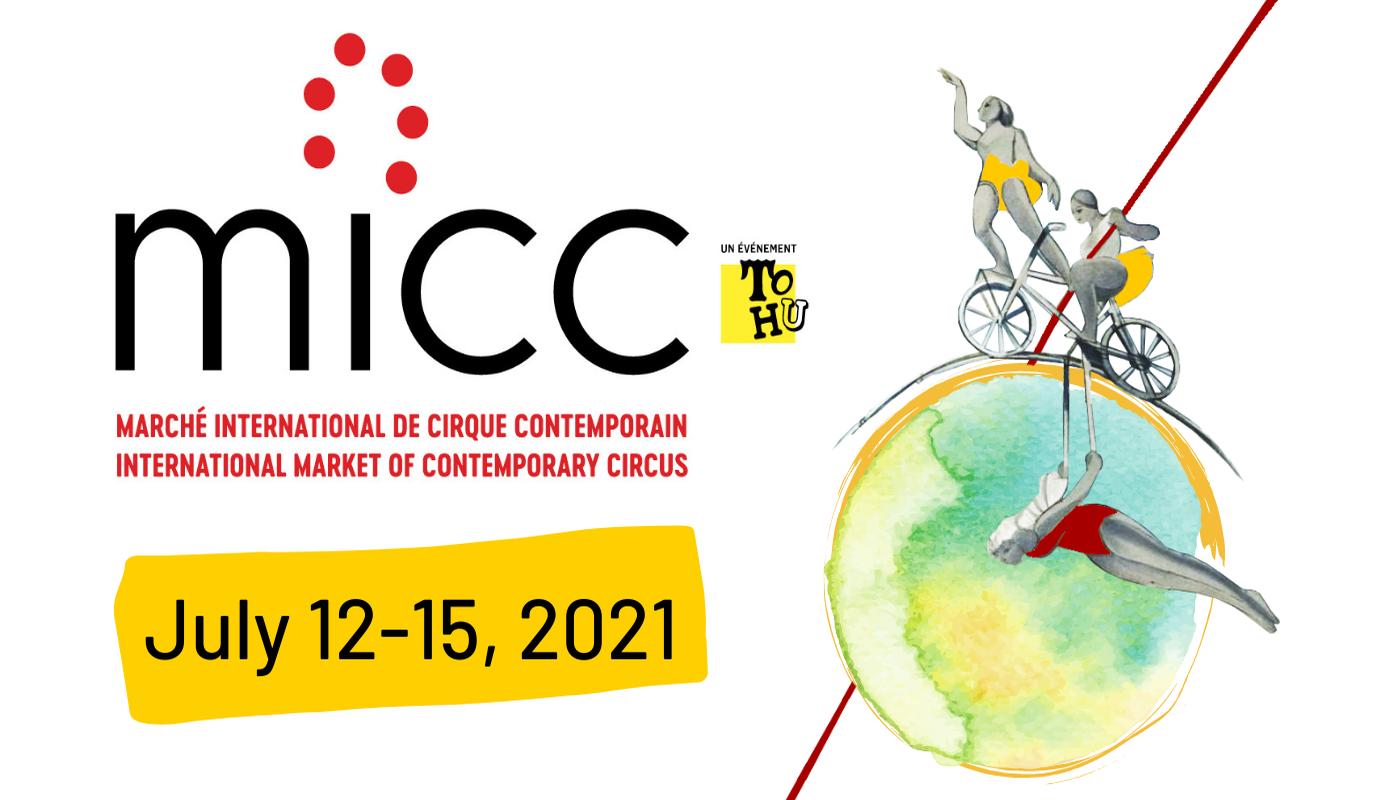 MICC Annual Market 2021 - Circus Events - CircusTalk