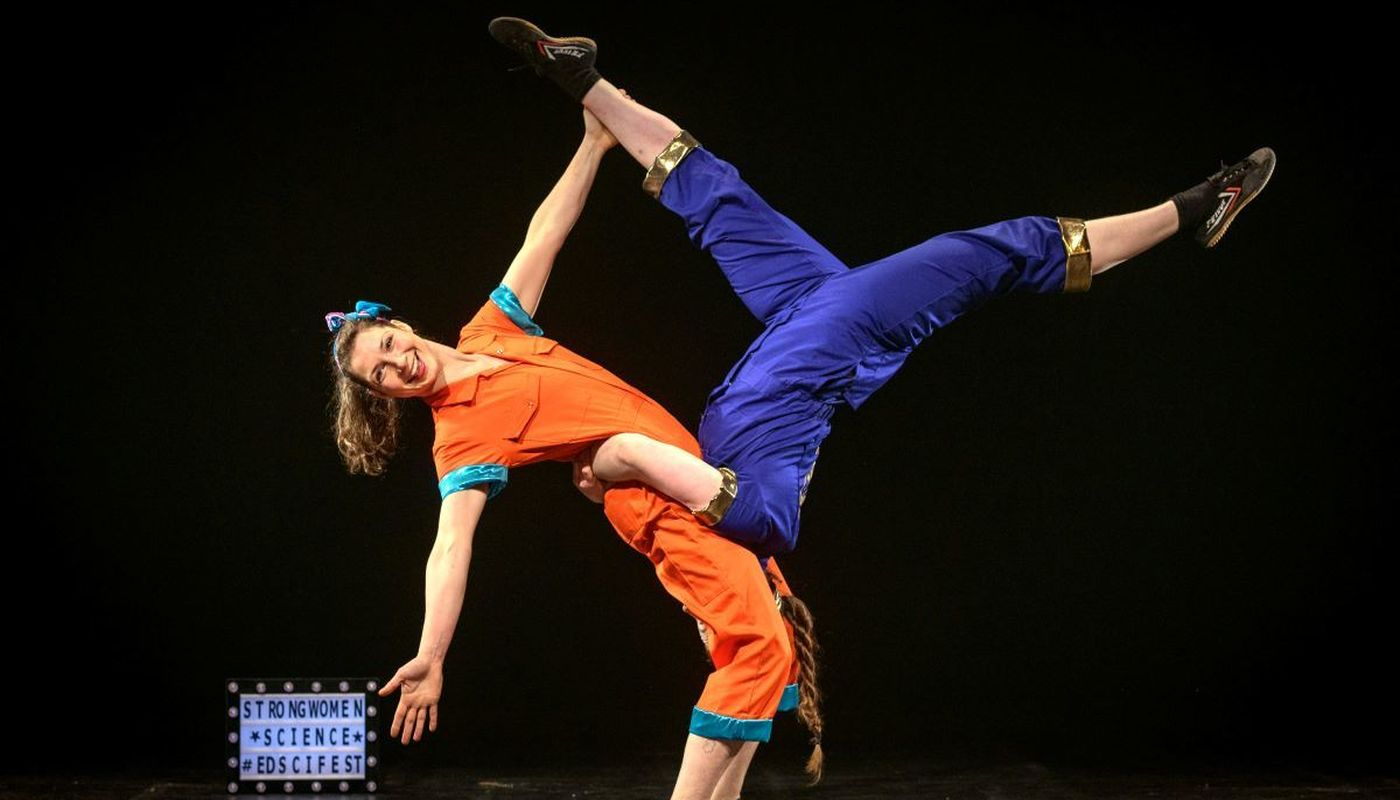 StrongWomen Science online event - Circus Events - CircusTalk