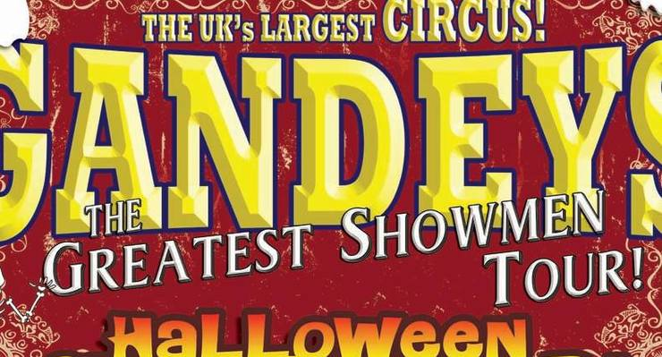Gandeys Circus The Greatest Showman Tour Halloween Spooktacular  - Circus Events - CircusTalk