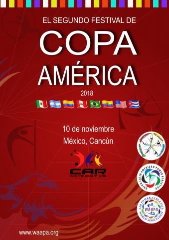 Fest Copa America 2018 - Circus Events - CircusTalk