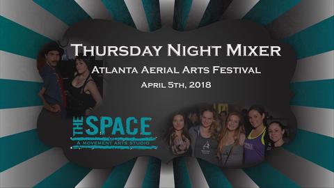 Atlanta Aerial Arts Festival Mixer - FREE EVENT - Circus Events - CircusTalk