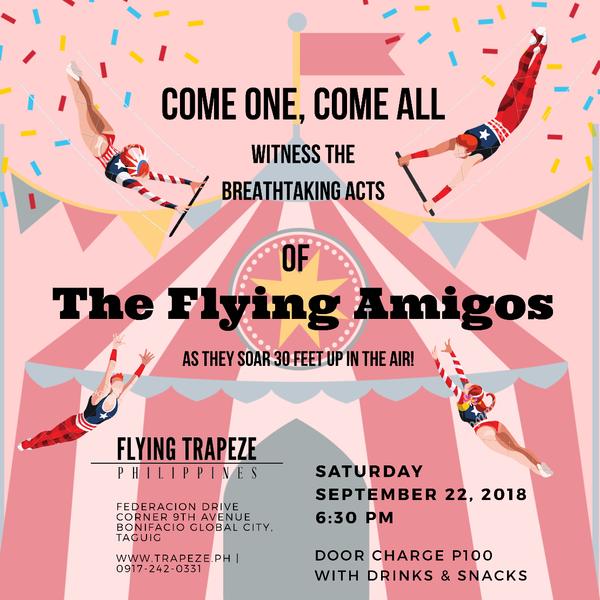The Flying Amigos - Circus Events - CircusTalk