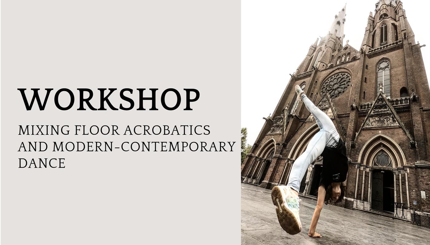 Workshop: AcroModernLAB with Alberto Poli and Beatrice Zancanaro - Circus Events - CircusTalk