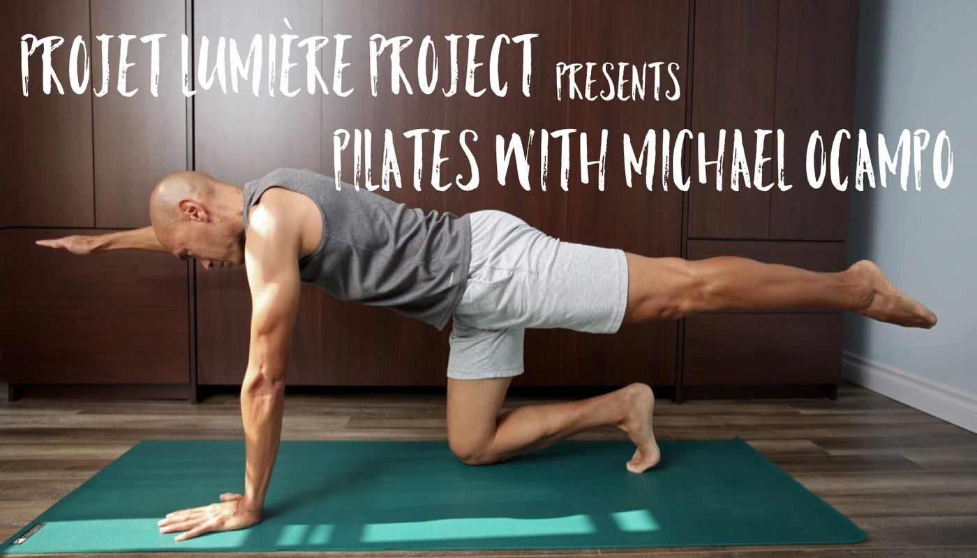 FREE Pilates with Michael Ocampo  - Circus Events - CircusTalk