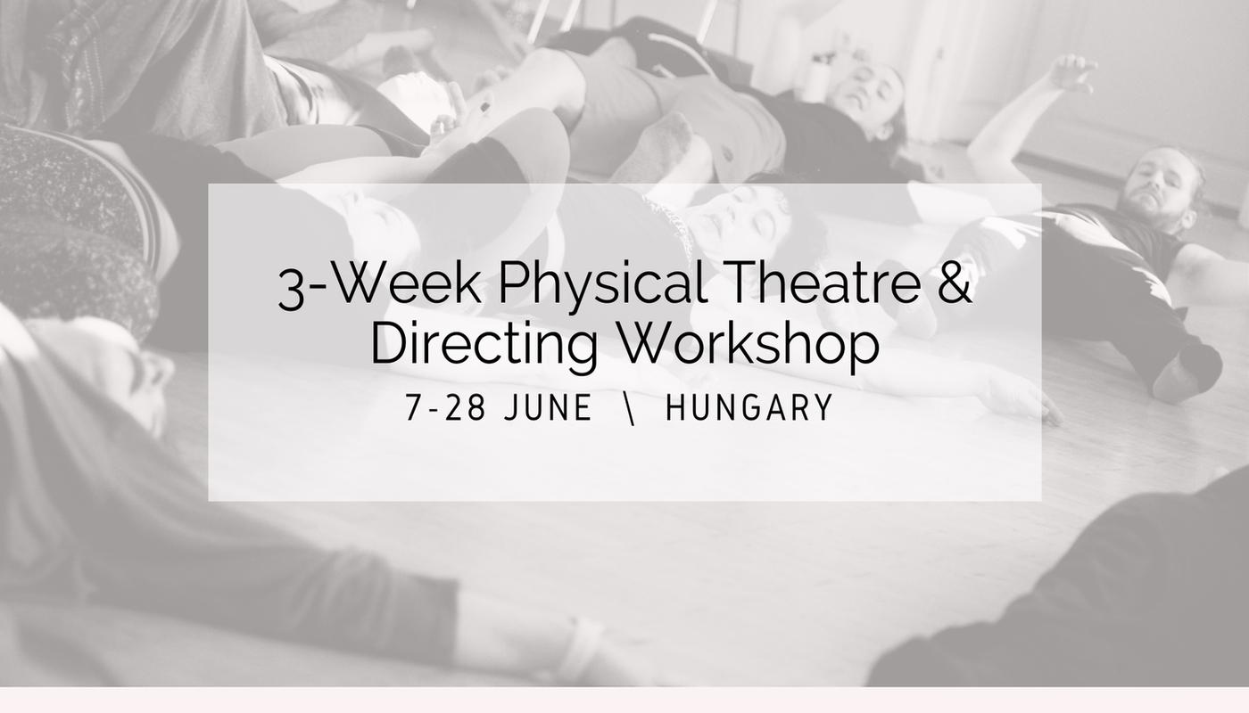 Dance & Movement & Theatre Residency (21-Days) - Circus Events - CircusTalk