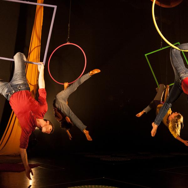 Le Mobile - Circus Events - CircusTalk