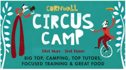 Cornwall's Circus Camp  - Circus Events - CircusTalk