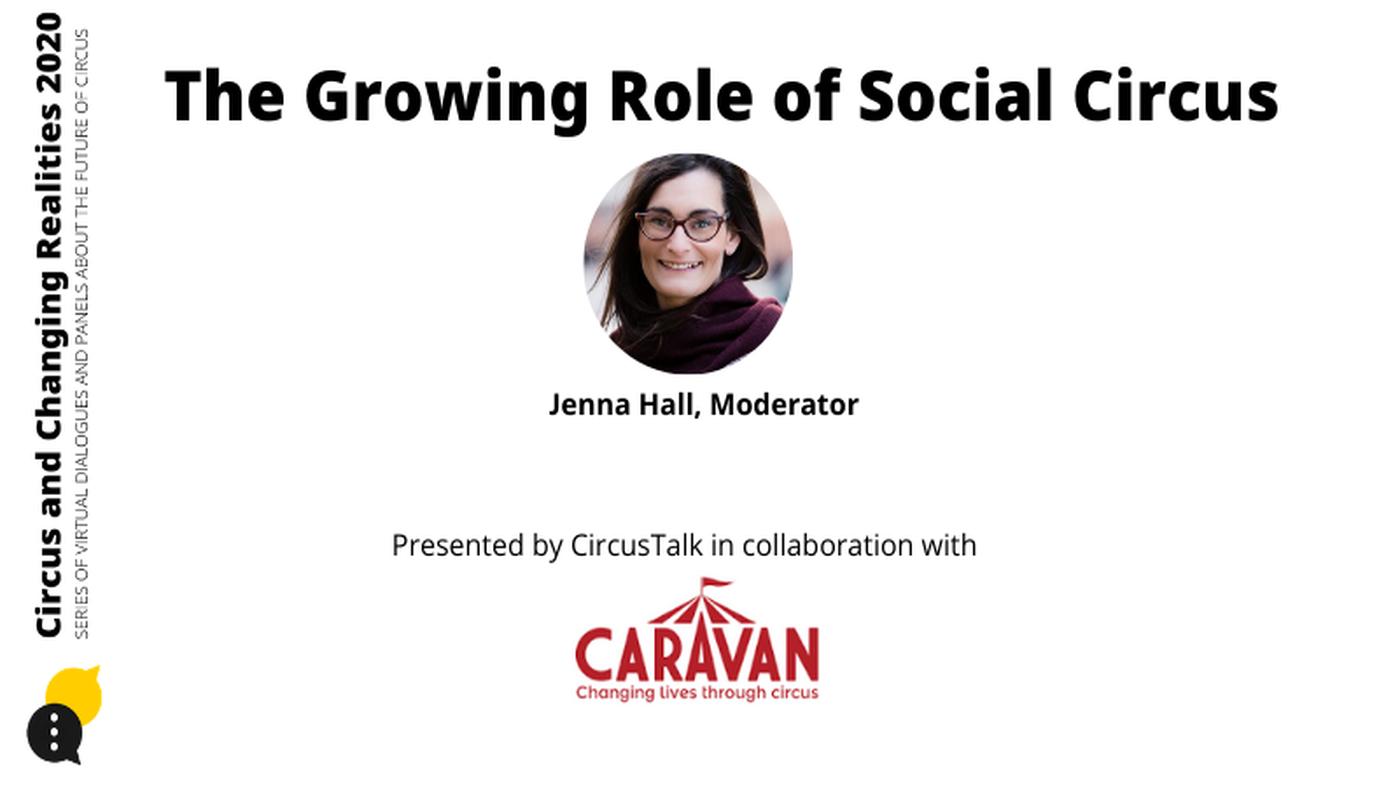 The Growing Role of Social Circus - Circus Events - CircusTalk