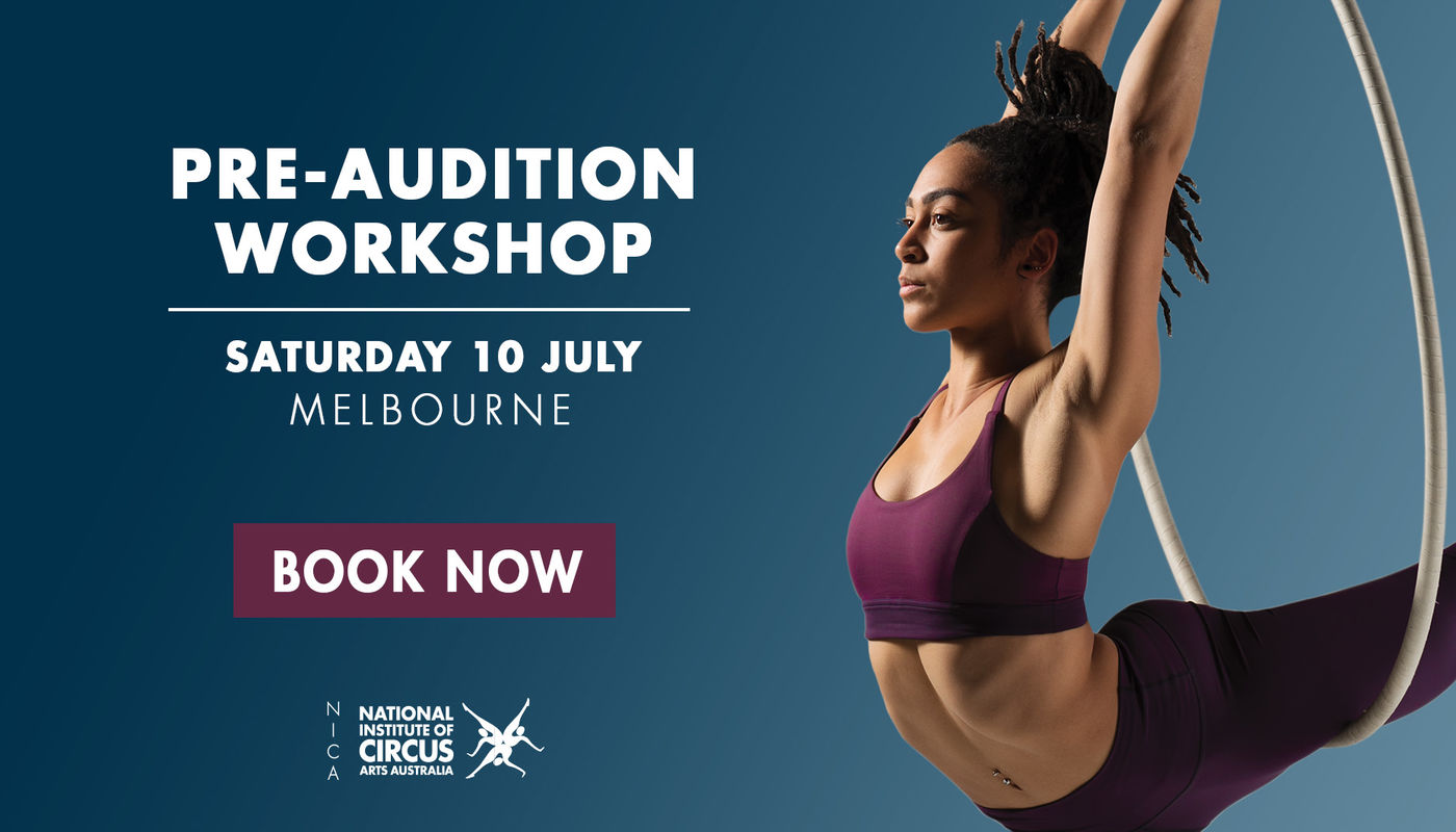 Pre-audition Workshop - Circus Events - CircusTalk