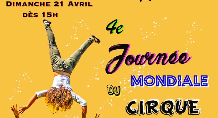 JOURNÉE MONDIALE DU CIRQUE en Guadeloupe - Circus Events - CircusTalk