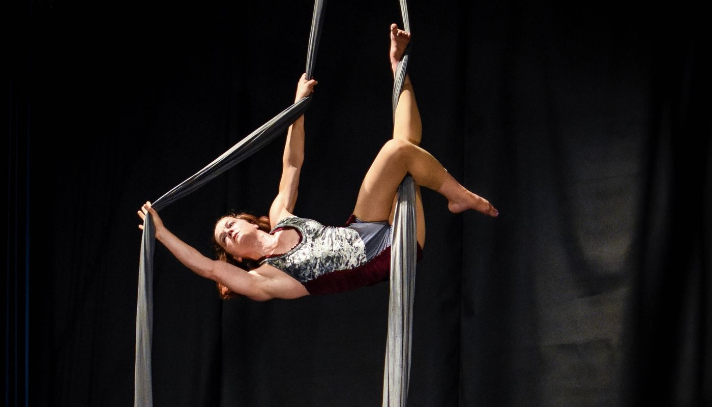 WEEKEND IMMERSION: ROPE AND FABRIC - Circus Events - CircusTalk