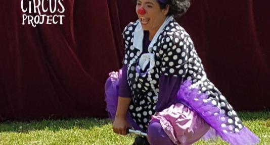 Introduction to Clown at Dublin Circus Project - Circus Events - CircusTalk