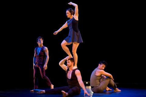 Casus: Knee Deep, Chapelfield Summer Circus - Circus Events - CircusTalk
