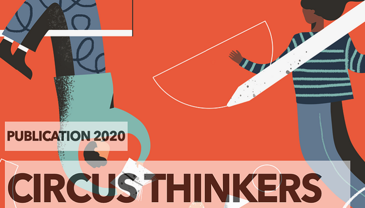 Circus Thinkers Publication 2020 Launch - Circus Events - CircusTalk