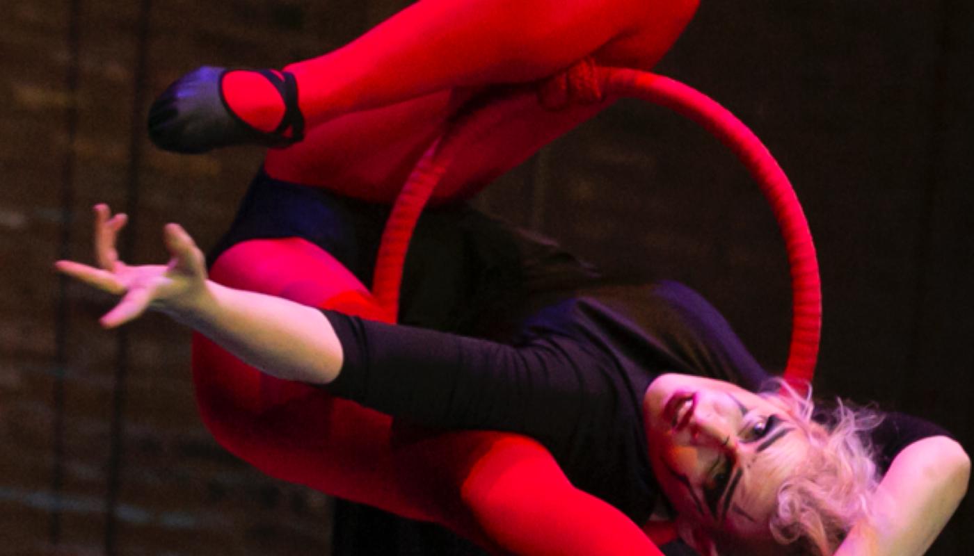 Aloft Announces Jolt Intensive #3 - Circus Events - CircusTalk
