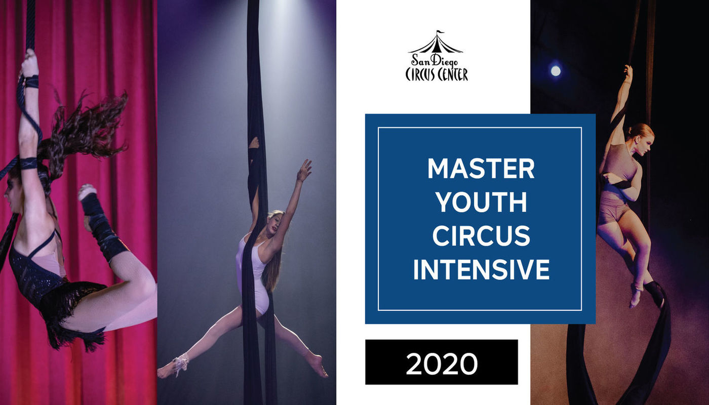 Master Youth Intensive - Circus Events - CircusTalk