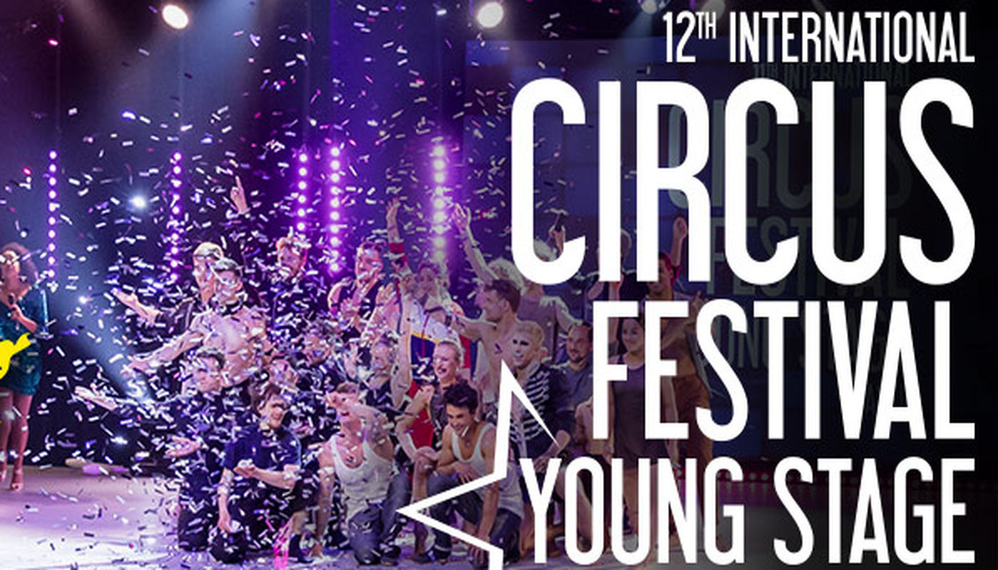 12th International Circus Festival YOUNG STAG