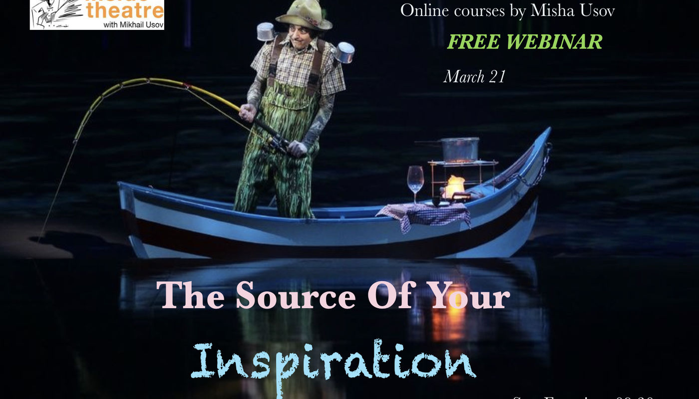 THE SOURCE OF YOUR INSPIRATION - Circus Events - CircusTalk