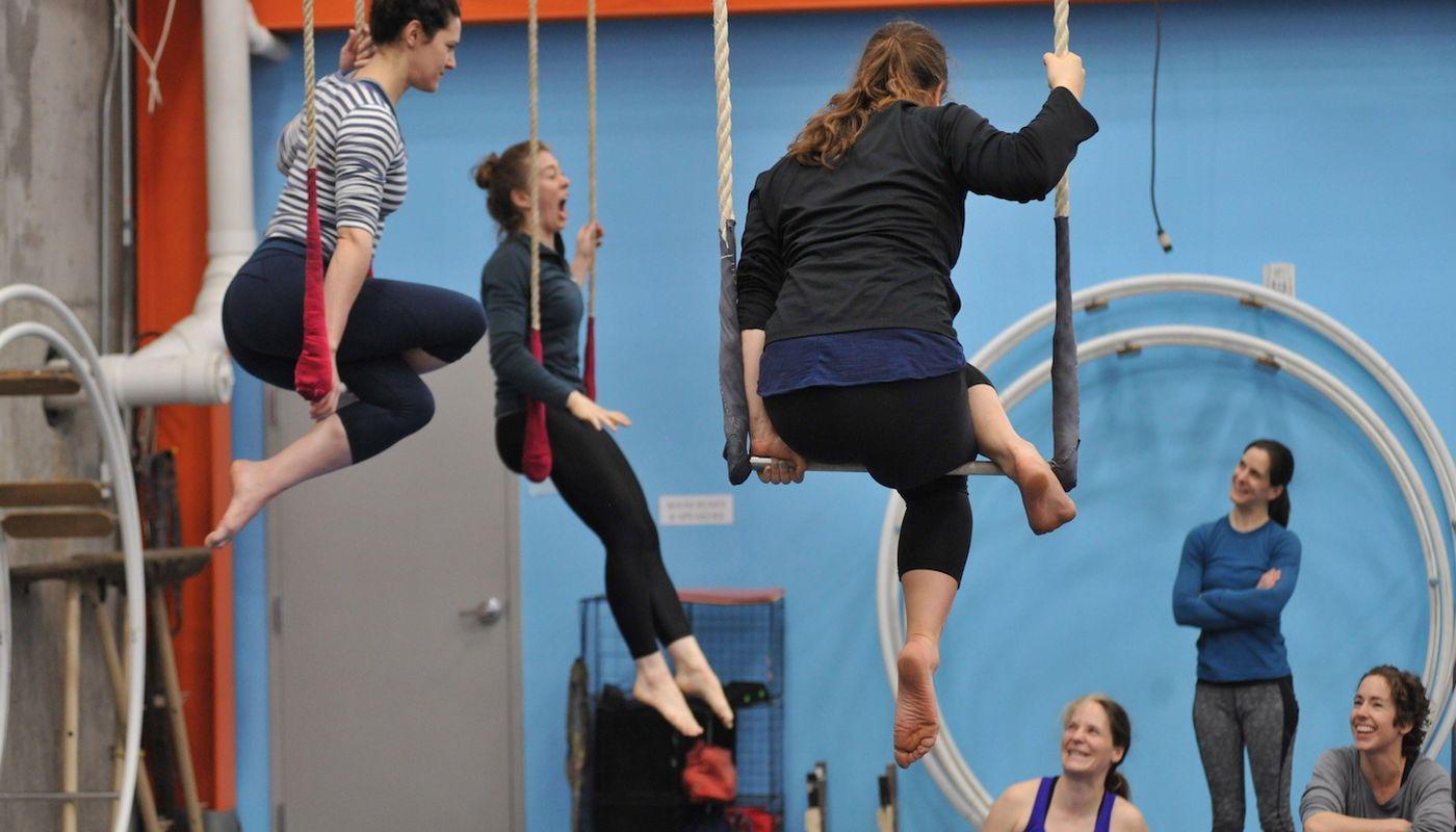 TRAPEZE MEETING 2020 - Circus Events - CircusTalk