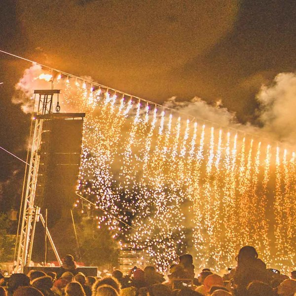 Bestival's Biggest Ever Finale - Circus Events - CircusTalk