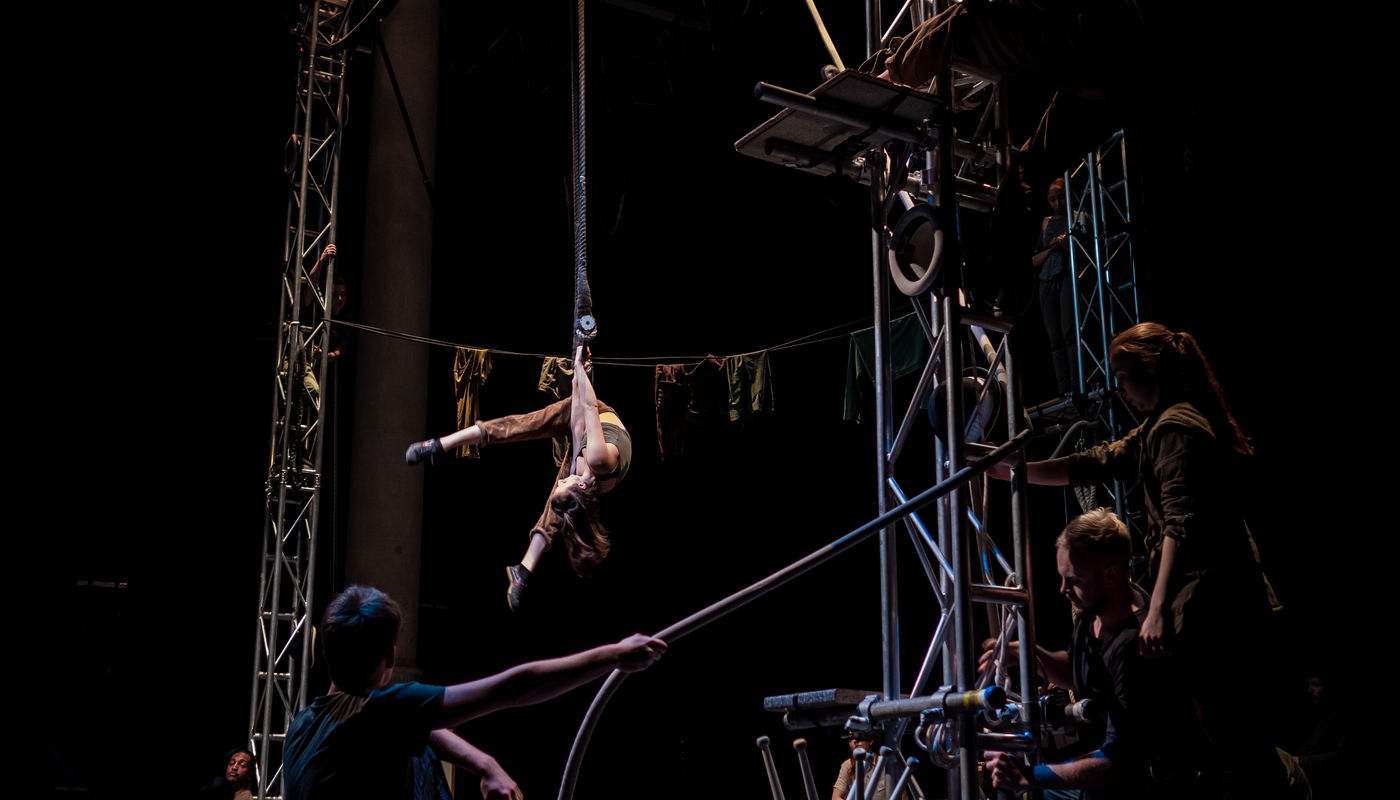 BA Hons Degree ~ Application Deadline - Circus Events - CircusTalk