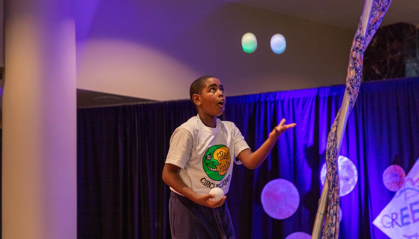 Green Fools Community Circus Festival - March 1 to April 1, 2021 - Circus Events - CircusTalk