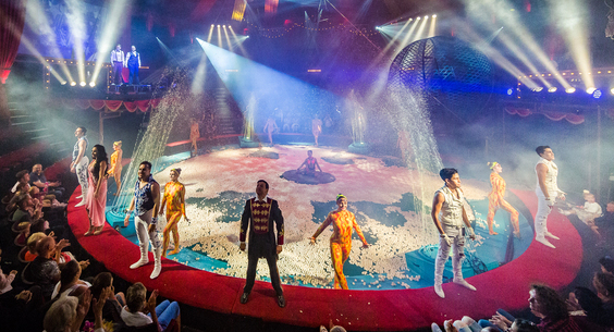Summer Spectacular and Water Show - Circus Events - CircusTalk