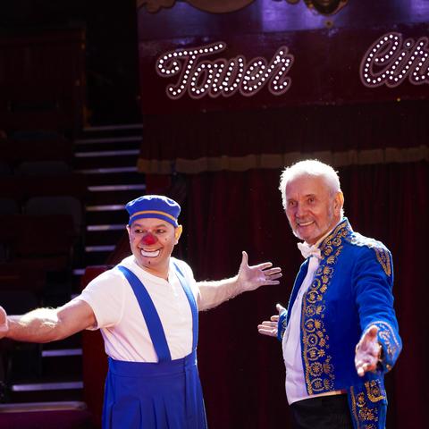 The Blackpool Tower Week of Circus - Circus Events - CircusTalk