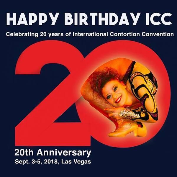 International Contortion Convention - Circus Events - CircusTalk