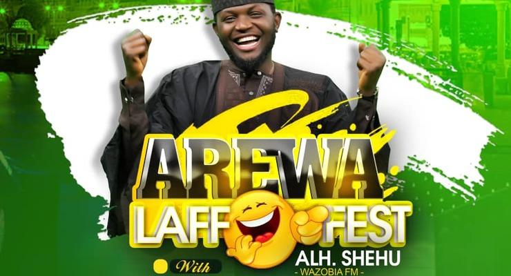 Arewa Laff festival - Circus Events - CircusTalk
