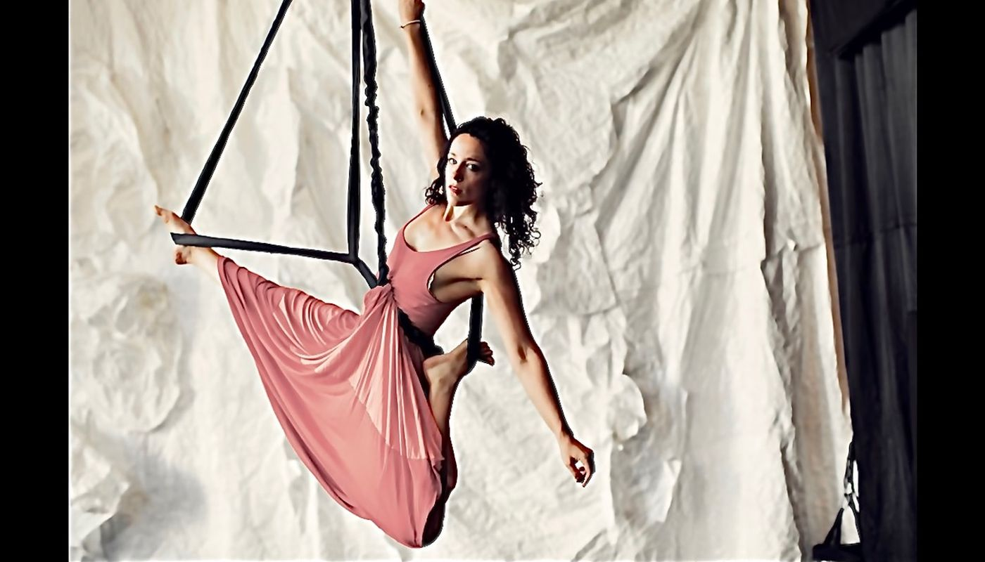 AERIAL TOOLBOX: FUNCTIONAL & POETIC MOVEMENT INTEGRATION - Circus Events - CircusTalk