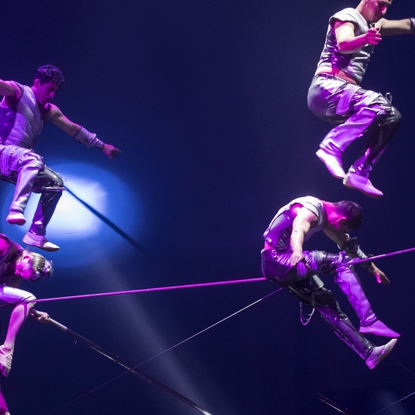 Circus Vegas - Circus Events - CircusTalk