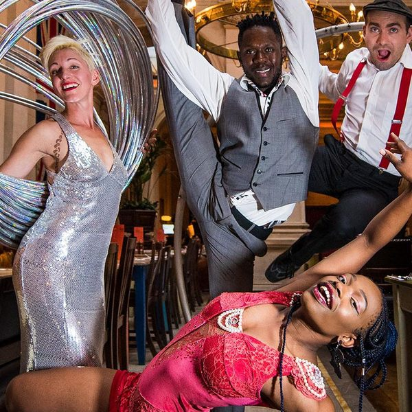 In Colour by Swing Circus - Circus Events - CircusTalk