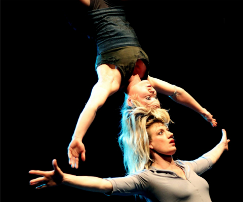 My!Laika presents - Popcorn Machine - Circus Events - CircusTalk