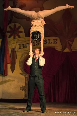 The Weekend of Wonders - by night - Circus Events - CircusTalk