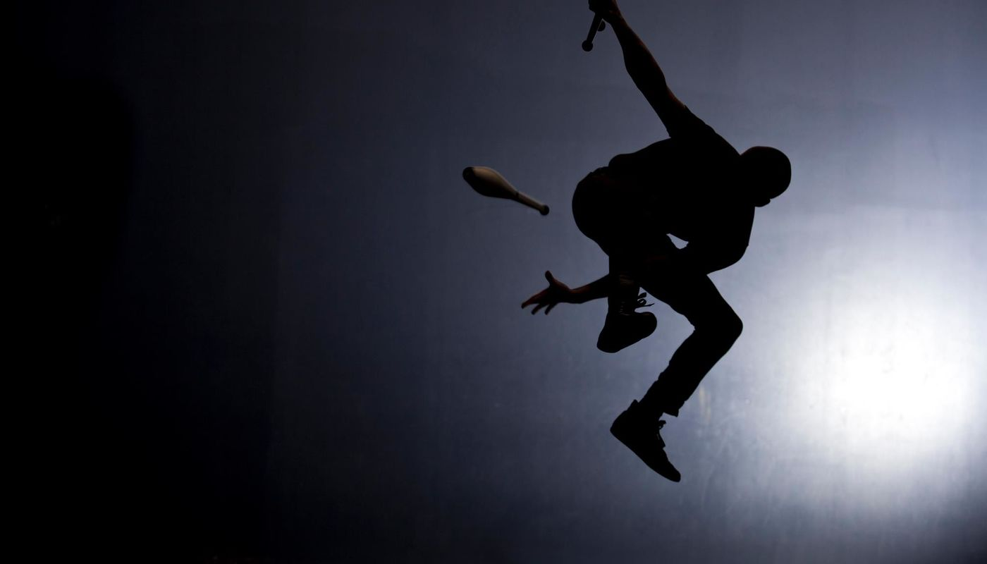 Juggling and Movement Summer Course  - Circus Events - CircusTalk