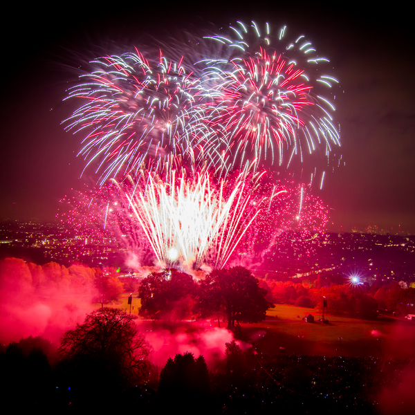 Ally Pally's Fireworks Festival - Circus Events - CircusTalk