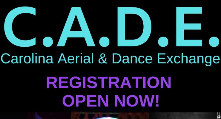 Carolina Aerial & Dance Exchange - Circus Events - CircusTalk