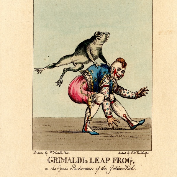 Life & times of Grimaldi: Clerkenwell's King of Clowns walk - Circus Events - CircusTalk