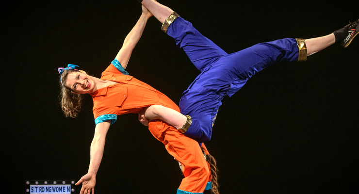 StrongWomen Science at Millennium Gallery, Sheffield - Circus Events - CircusTalk
