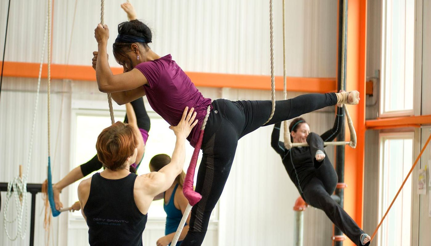 AERIAL SKILLS RETREAT WEEK - Circus Events - CircusTalk