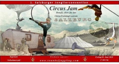Circus Jam- Benefiz show - Circus Events - CircusTalk