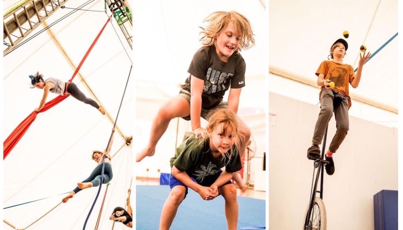 Autumn School Holiday Program 2021 - Circus Events - CircusTalk