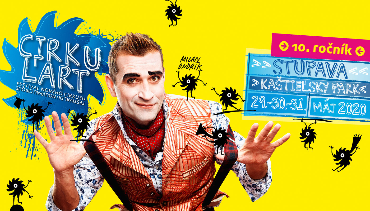 Join the Cirkul´art festival in May 2020! - Circus Events - CircusTalk