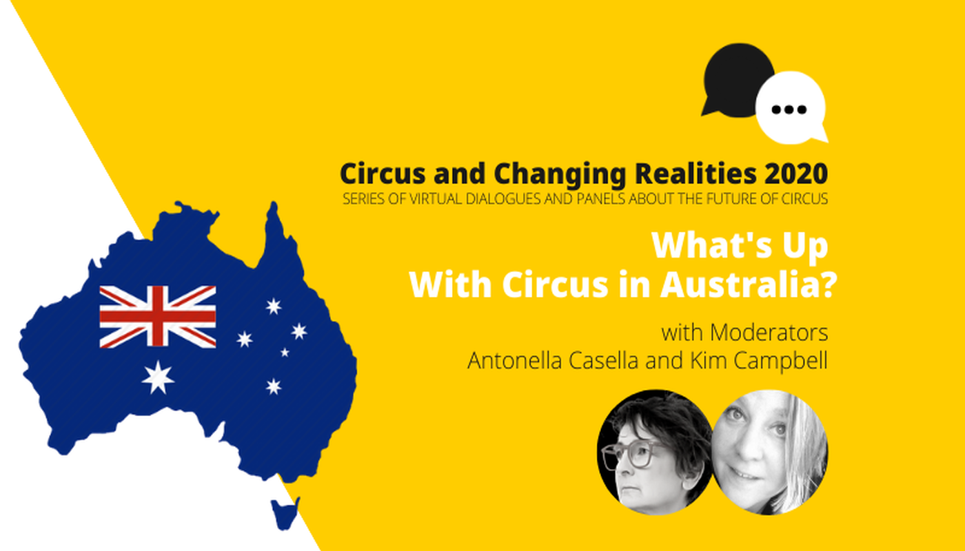 What's Up with Circus in Australia? - Circus Events - CircusTalk