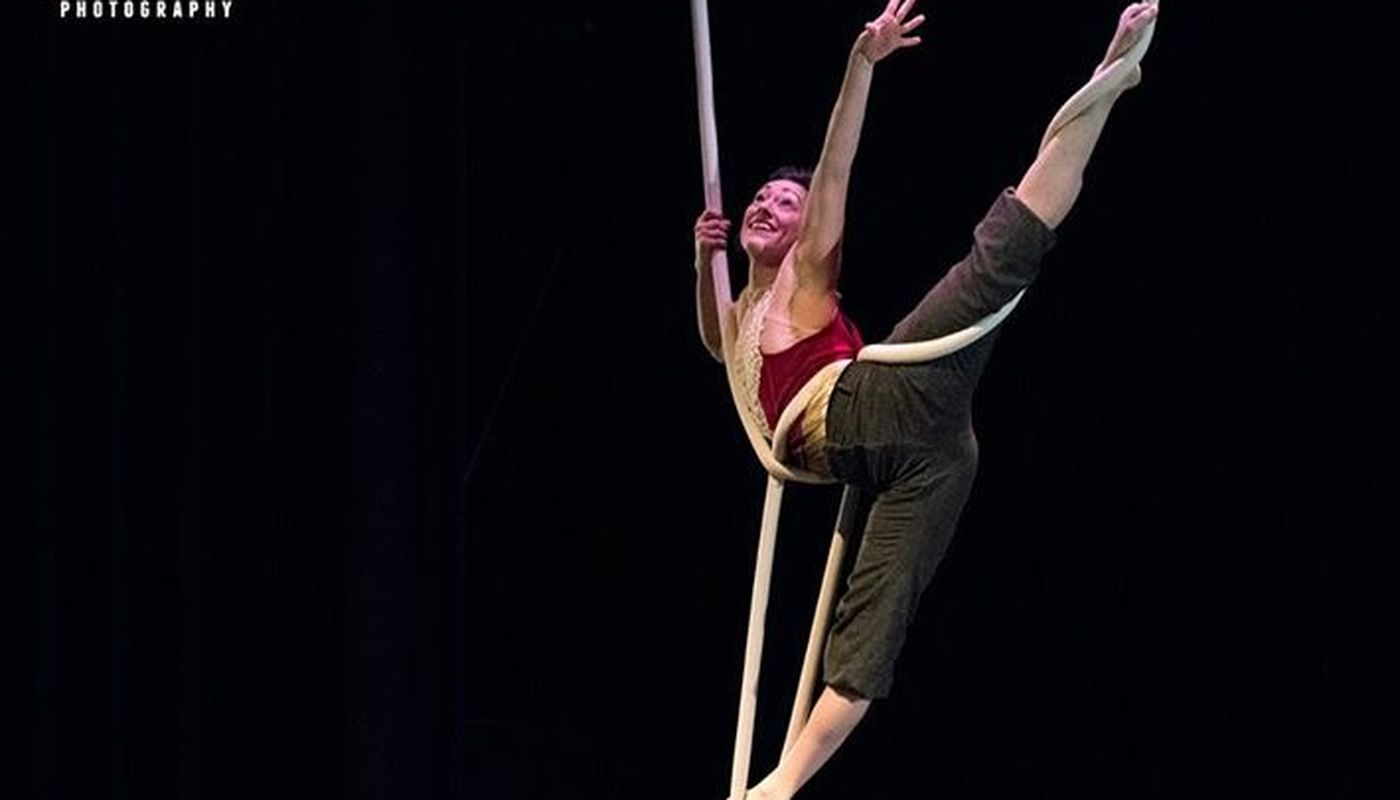 WEEKEND IMMERSION: CLOUD SWING WITH MEGAN MALLOUK - Circus Events - CircusTalk