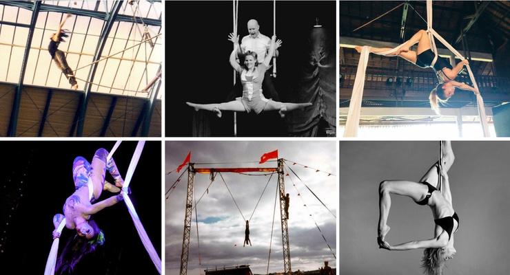 3-DAY AERIAL & POLE INTENSIVE - Circus Events - CircusTalk